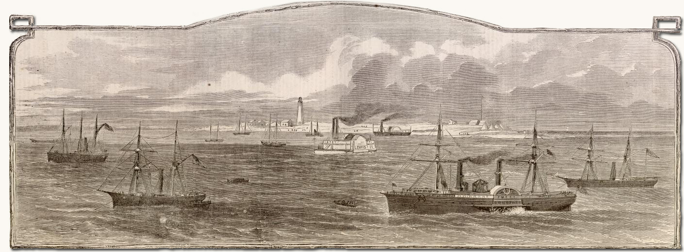<cite>Harper's Weekly</cite> Ships